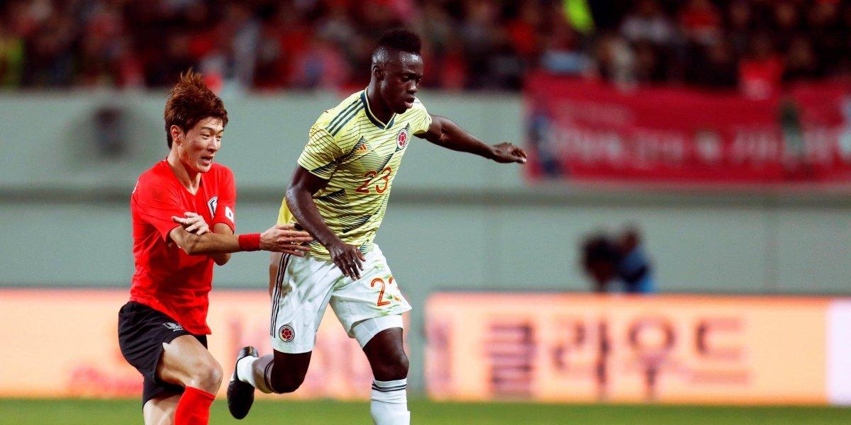 Selección Colombia tuvo su segundo examen de la era Queiroz, en Corea del Sur