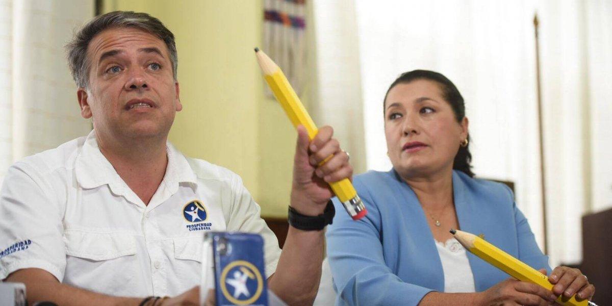 """Edwin Escobar: """"Me complace que la CC me haya otorgado el amparo, dándome la razón"""""""