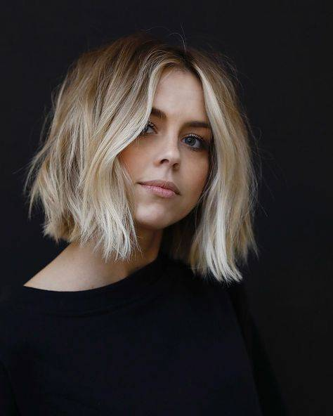 cabello corto mujer