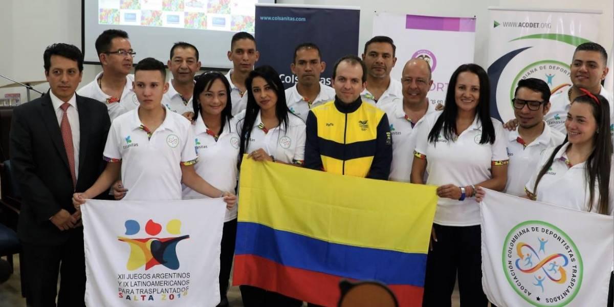 Presencia en el Mundial de deportistas trasplantados colombianos está en duda