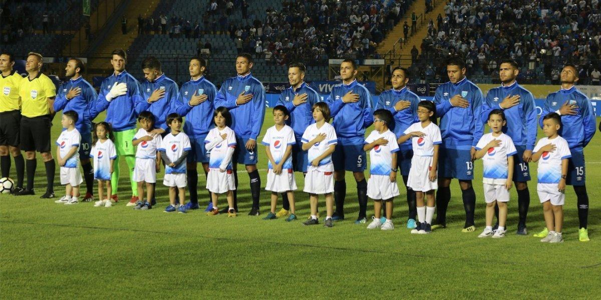 Dónde ver por TV el amistoso Nicaragua vs Guatemala