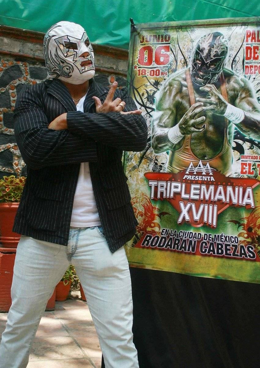 Wagner se jugará la cabellera en Triplemanía ante Bliue Demon Jr. |MEXSPORT