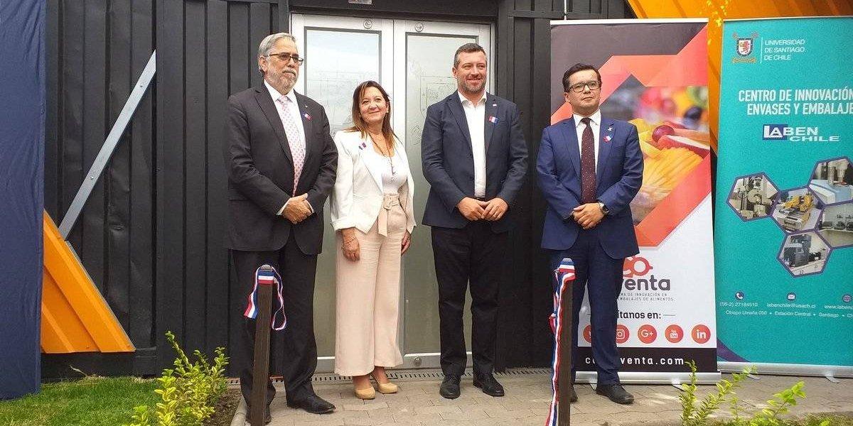 Chile pionero: inauguran el primer laboratorio certificador de envases sustentables en Latinoamérica