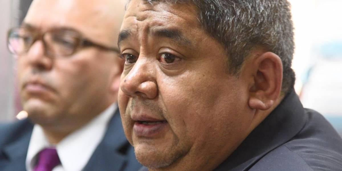 Luis Gómez es ligado a proceso por tres delitos
