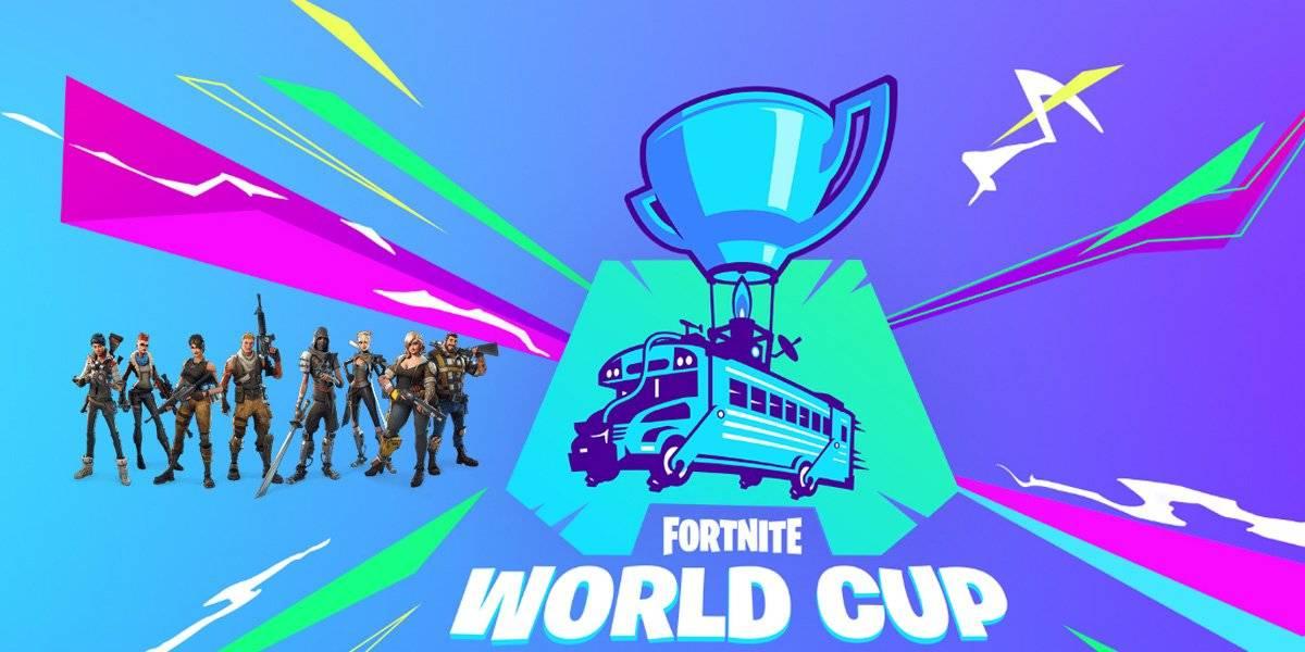Así puedes jugar en la Copa Mundial de Fortnite