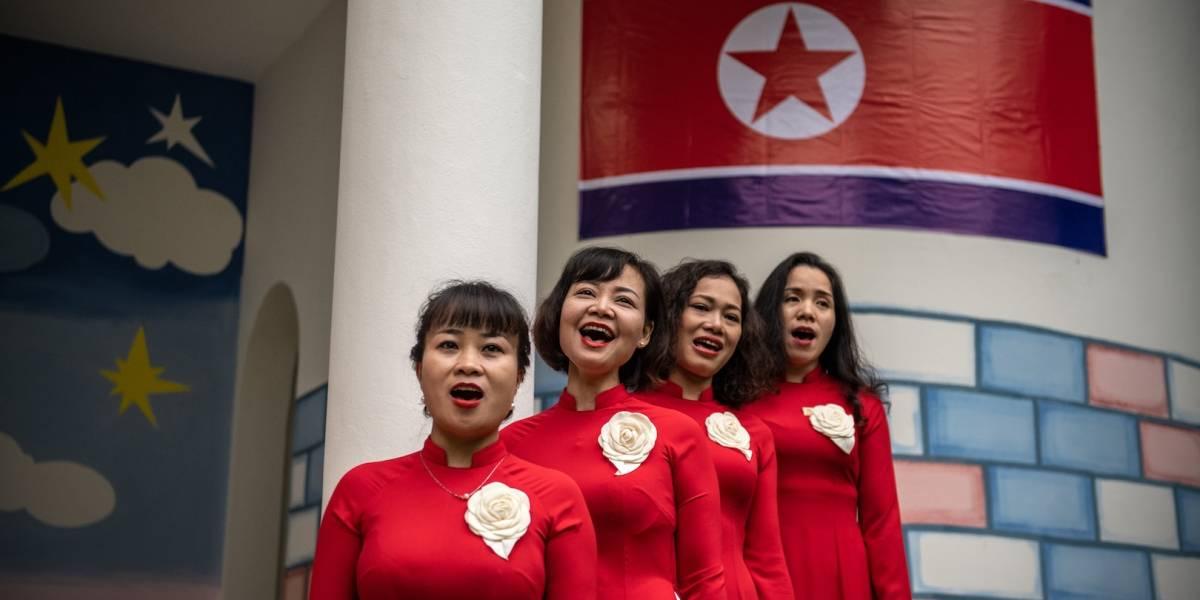 Hasta las fiestas son en relación con la familia Kim: Corea del Norte no celebra Navidad, celebra el nacimiento de la abuela de Kim Jong-un