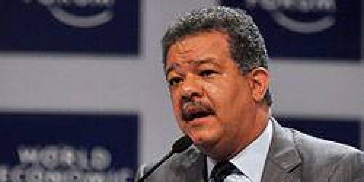 Leonel dice segunda reforma a la Constitución pone en peligro democracia del país