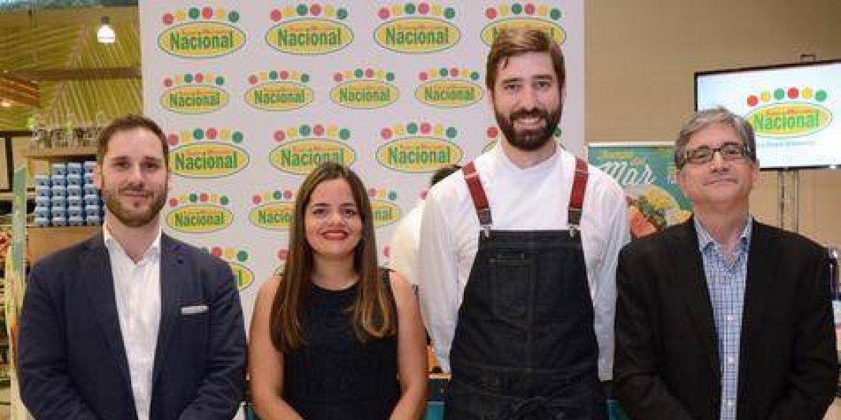#TeVimosEn: Supermercados Nacional inicia temporada de pescados y mariscos