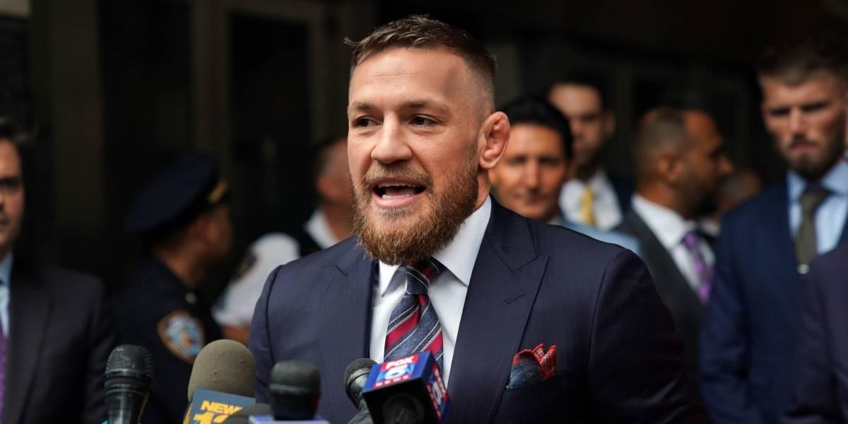 Conor McGregor, que acaba de anunciar aposentadoria, é investigado por abuso sexual