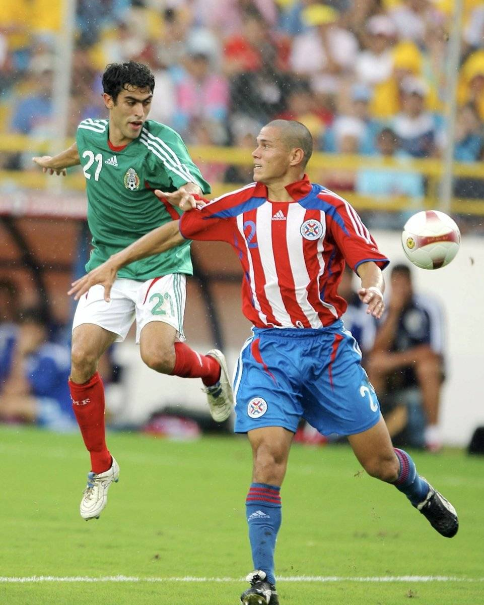 Nery Castillo y Darío Verón Mexsport