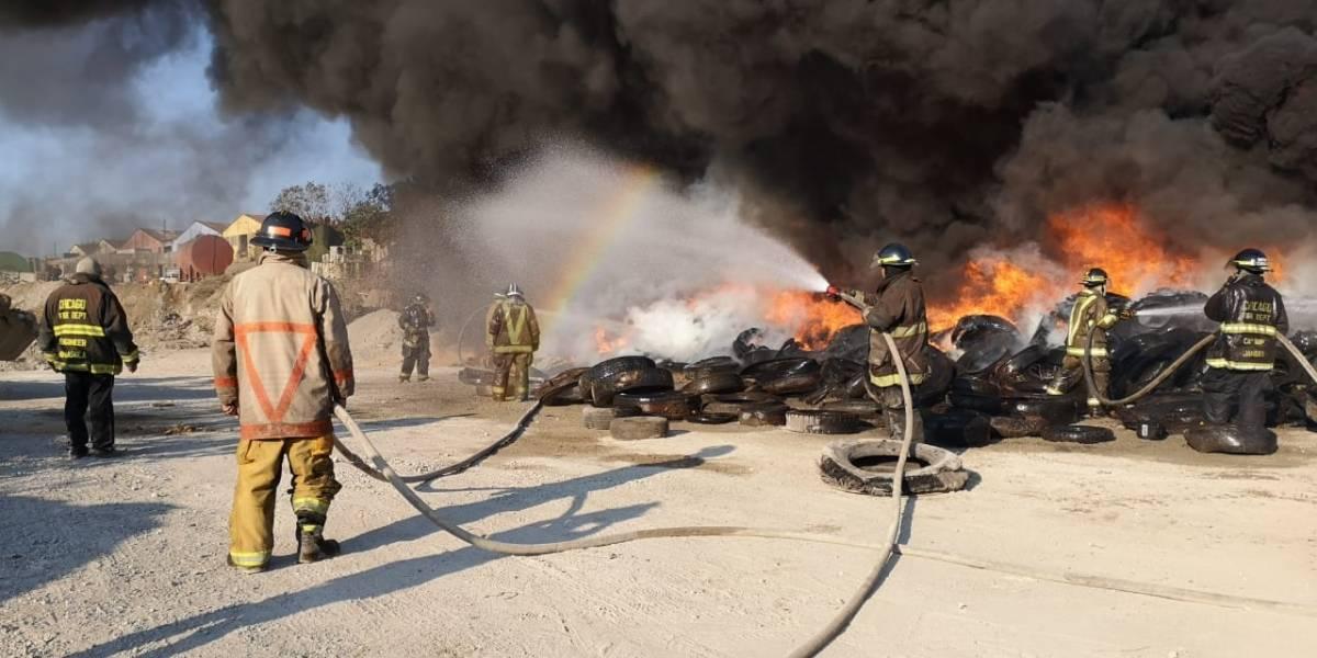 Juzgado de Asuntos Municipales conocerá caso de implicado en incendio de zona 3