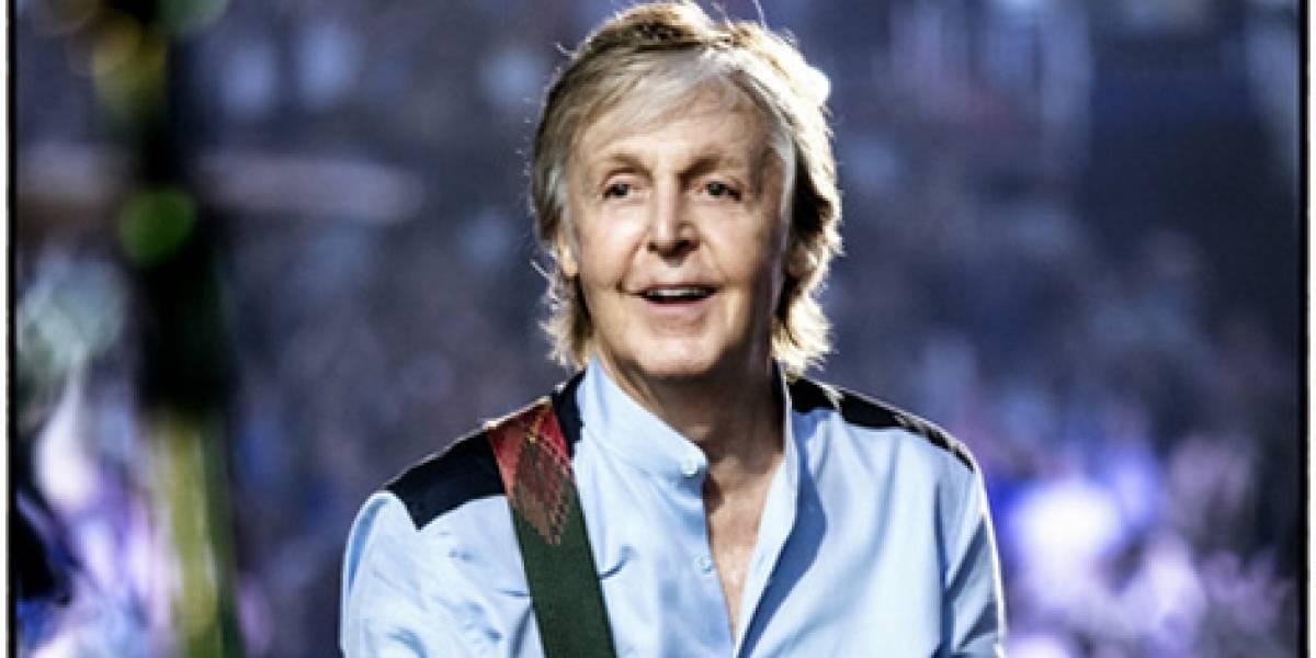 Paul McCartney volta ao Brasil pela 7ª vez em nove anos para a turnê 'Freshen Up'