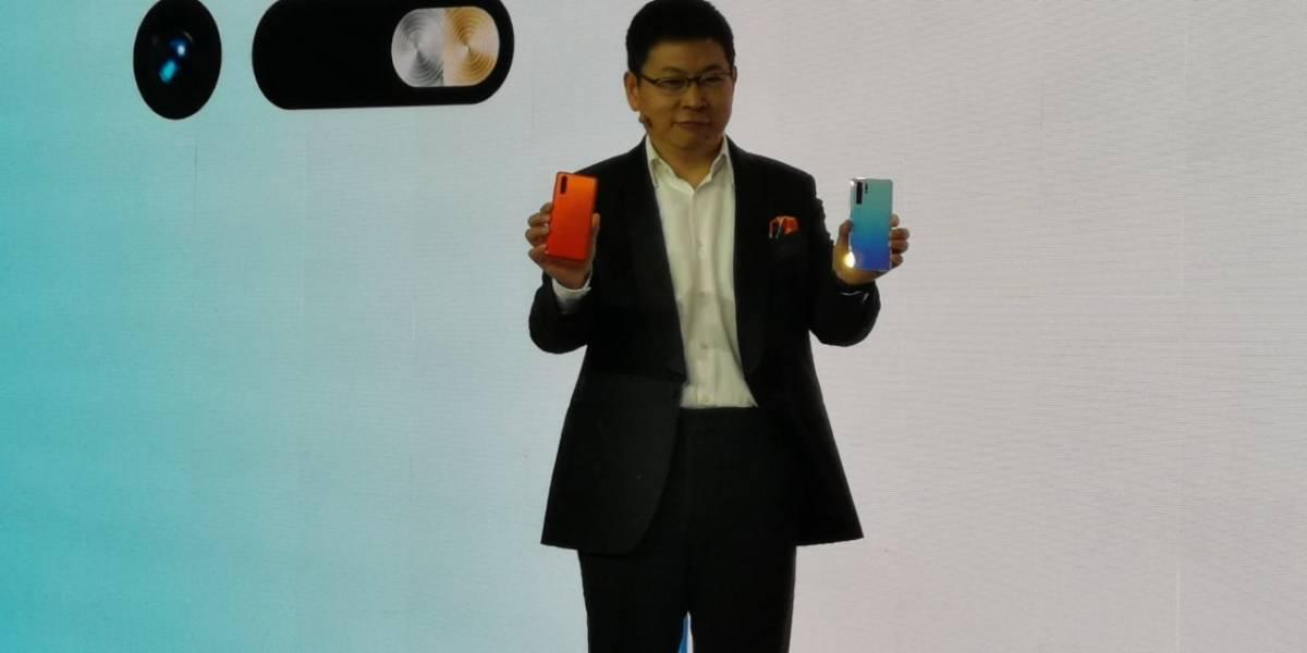 Ya es oficial: Este es el Huawei P30 y Huawei P30 Pro