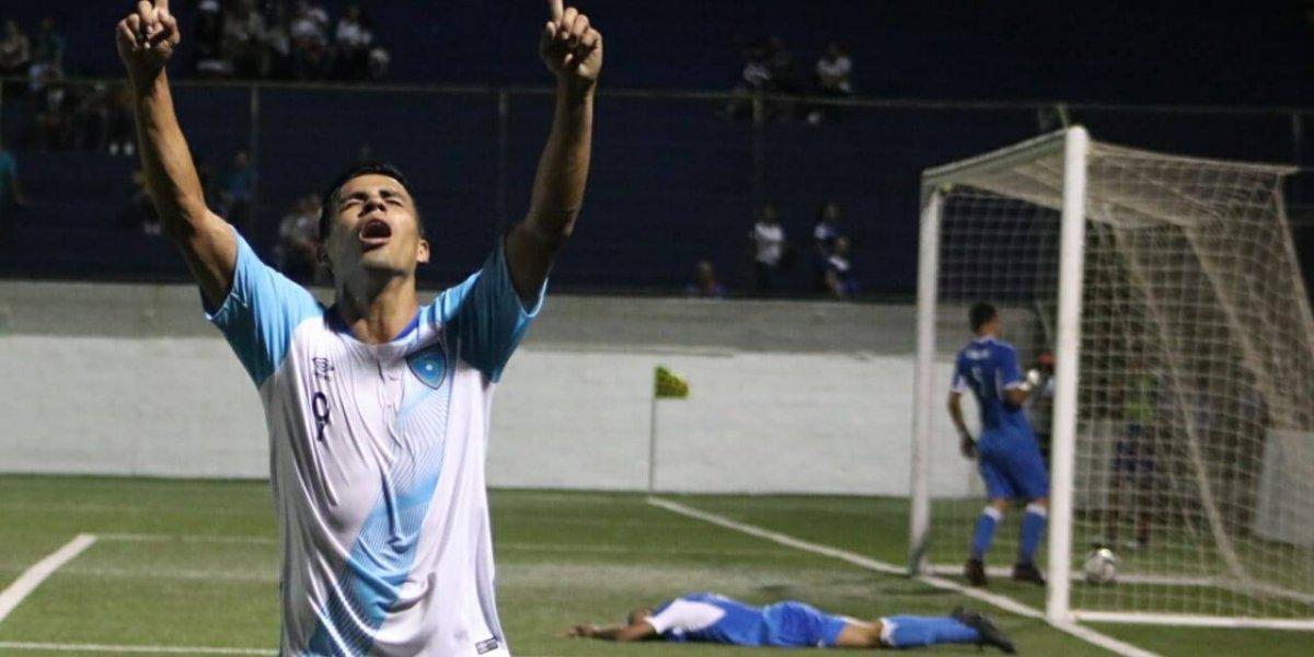 Jimmy Morales alaba el gol de Martínez y así le responden los guatemaltecos