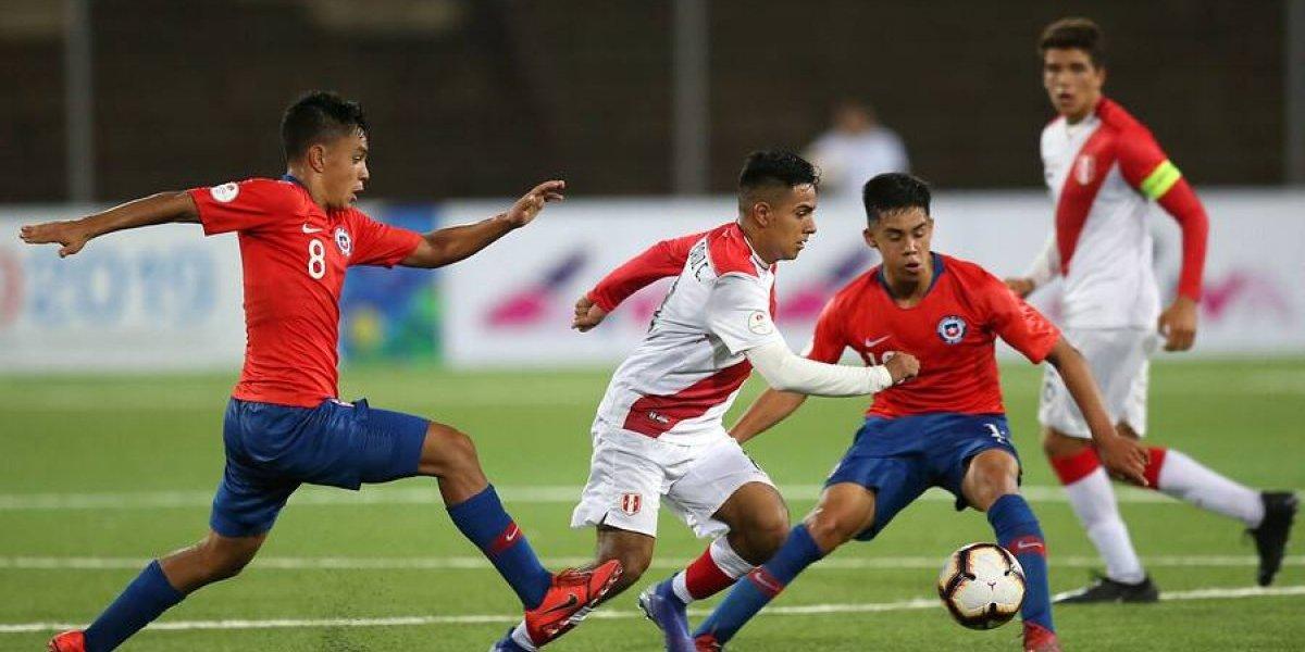 Calculadora de la fe: Los resultados que necesita Chile para seguir con vida en el Sudamericano Sub 17