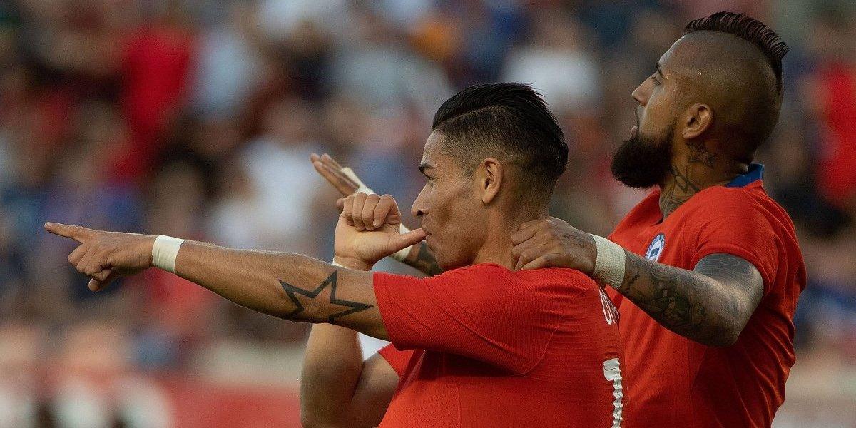 Un empate que no llena: La Roja consiguió un deslucido 1-1 ante Estados Unidos que mantiene las dudas