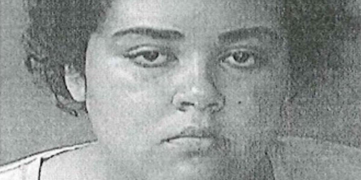Presa mujer que agredió y arrastró a su madre en residencial