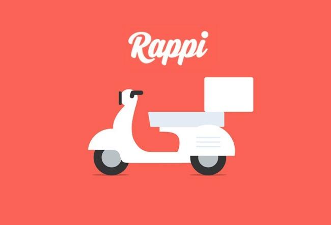 Uber Eats Rappi