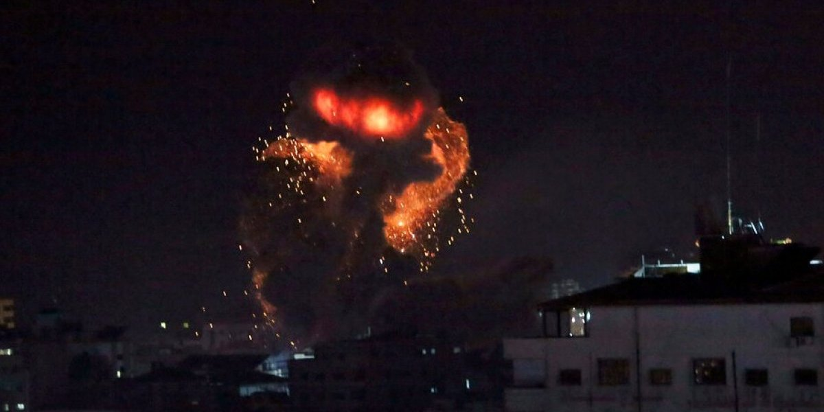 Tensa calma en Gaza tras choques entre Israel y Hamas