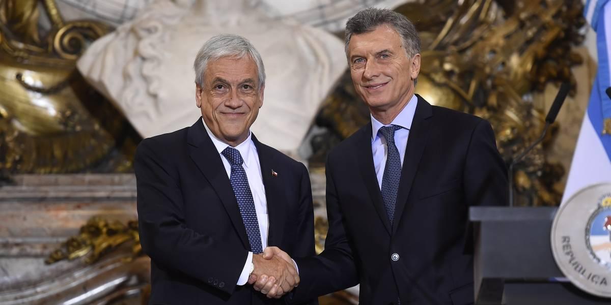 Mayo de 2020: Presidente Piñera anuncia fecha de fin del roaming con Argentina