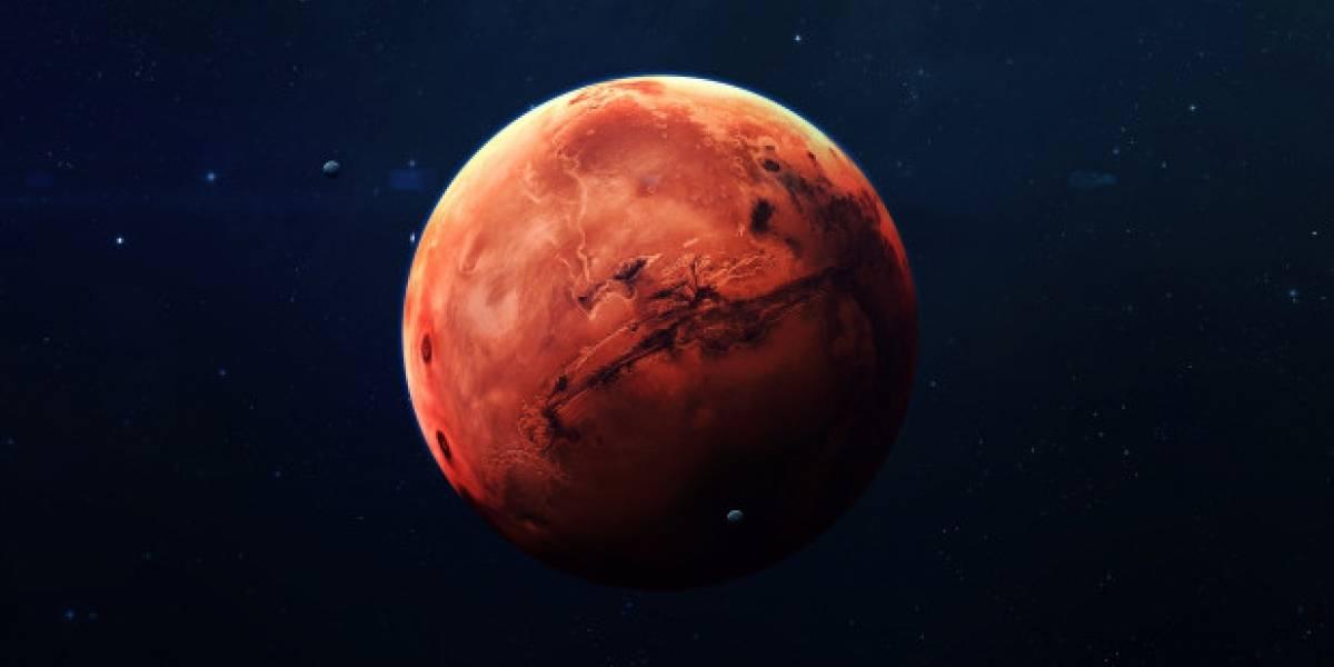 UNAM: Encuentran la presencia de nitrógeno en el planeta Marte