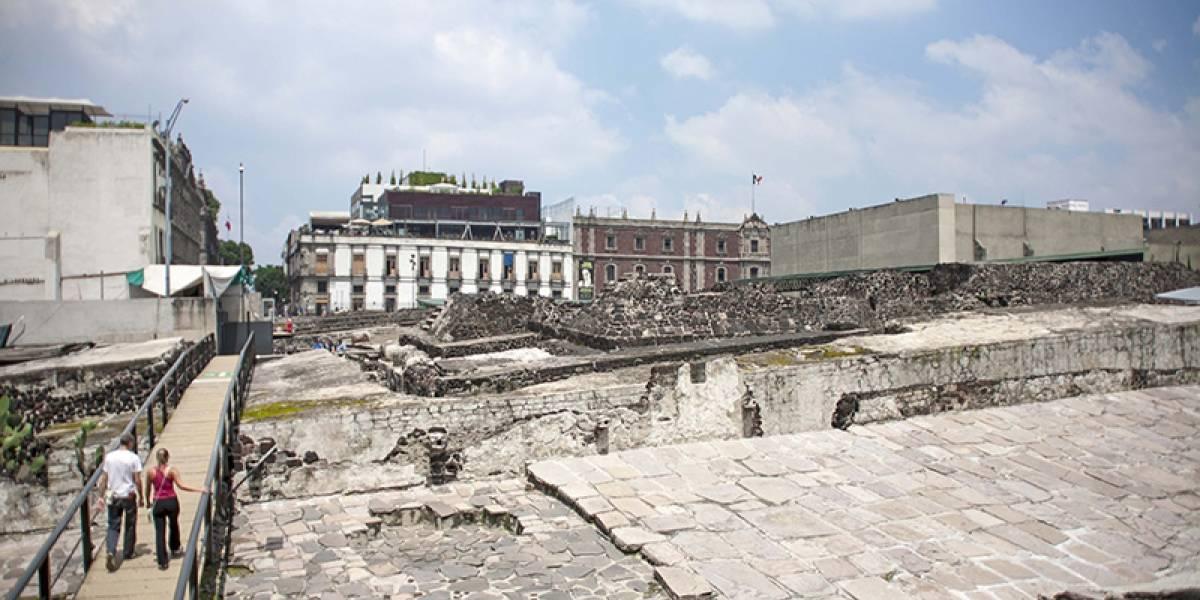 Arqueólogos en México encuentran la ofrenda para un emperador mexica