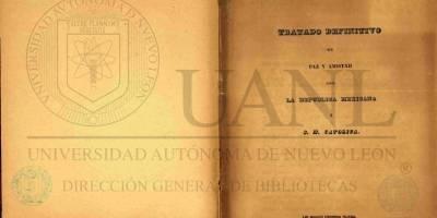 Tratado de Paz entre México y España
