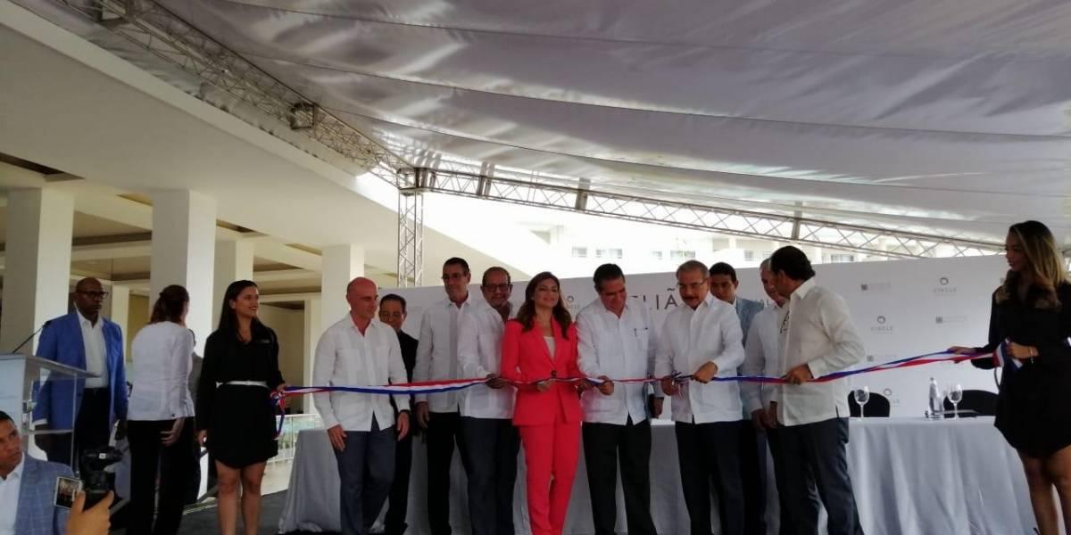 "Dejan inaugurado nuevo complejo vacacional ""The Grand Reserve at Paradisus Palma Real"" en Punta Cana"