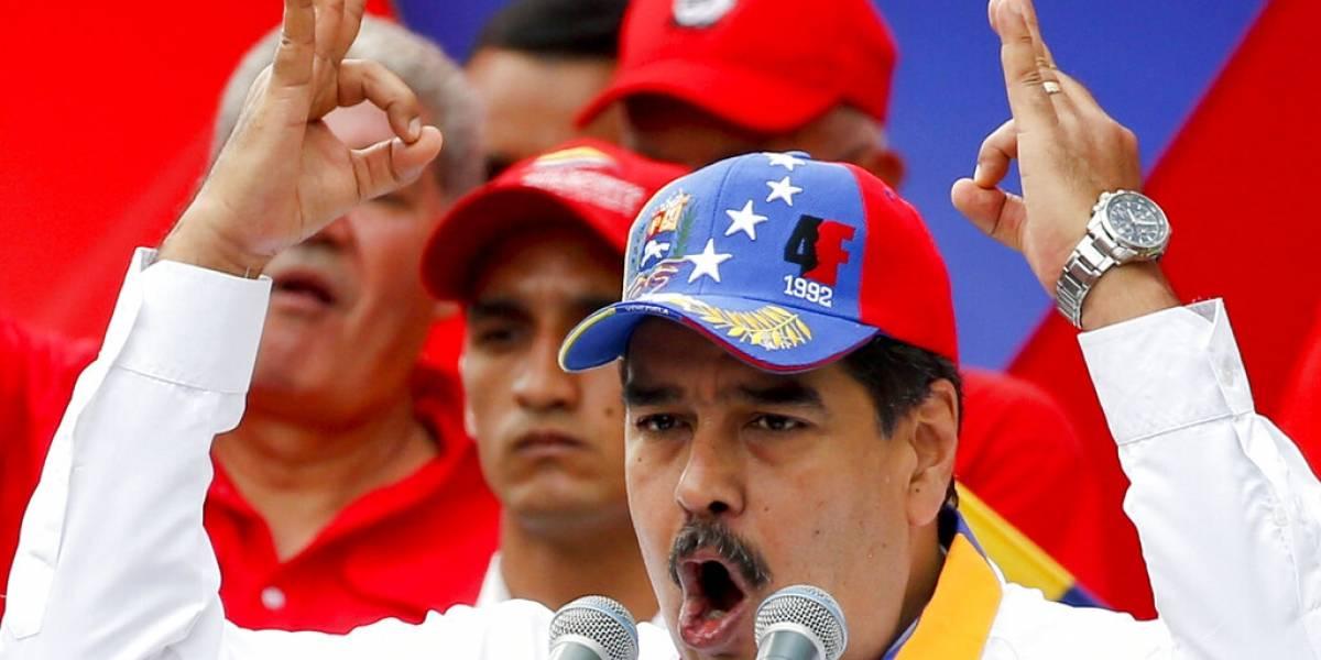 Maduro anuncia cambios en su gobierno