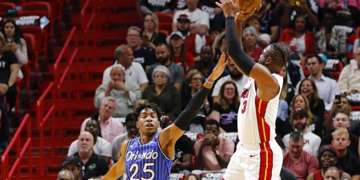 Cinco equipos luchan por 3 lugares en el Este de la NBA