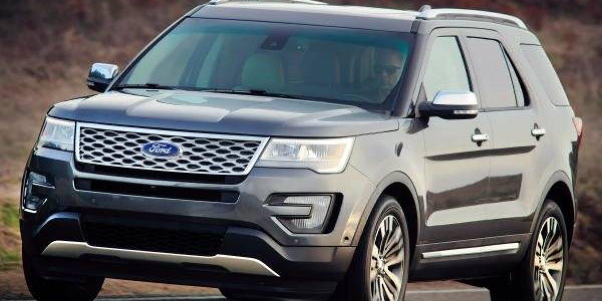 Donos do Explorer nos Estados Unidos pressionam Ford por supostas falhas no sistema de escapamento
