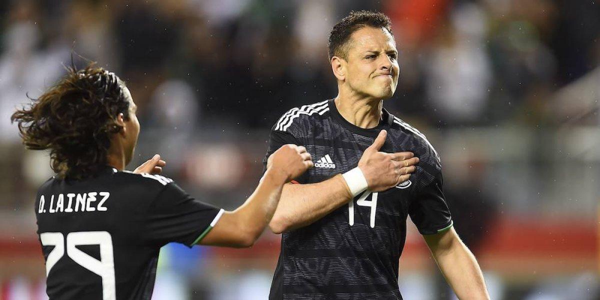 México supera su segunda prueba bajo el mando del Tata Martino