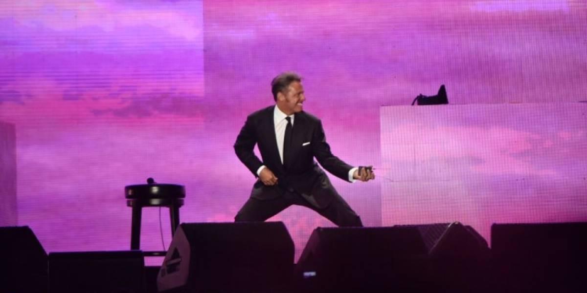 Luis Miguel no defraudó al público guatemalteco y así se vivió su concierto