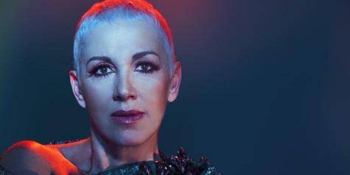 Ana Torroja vuelve al país; cantará el 8 de junio