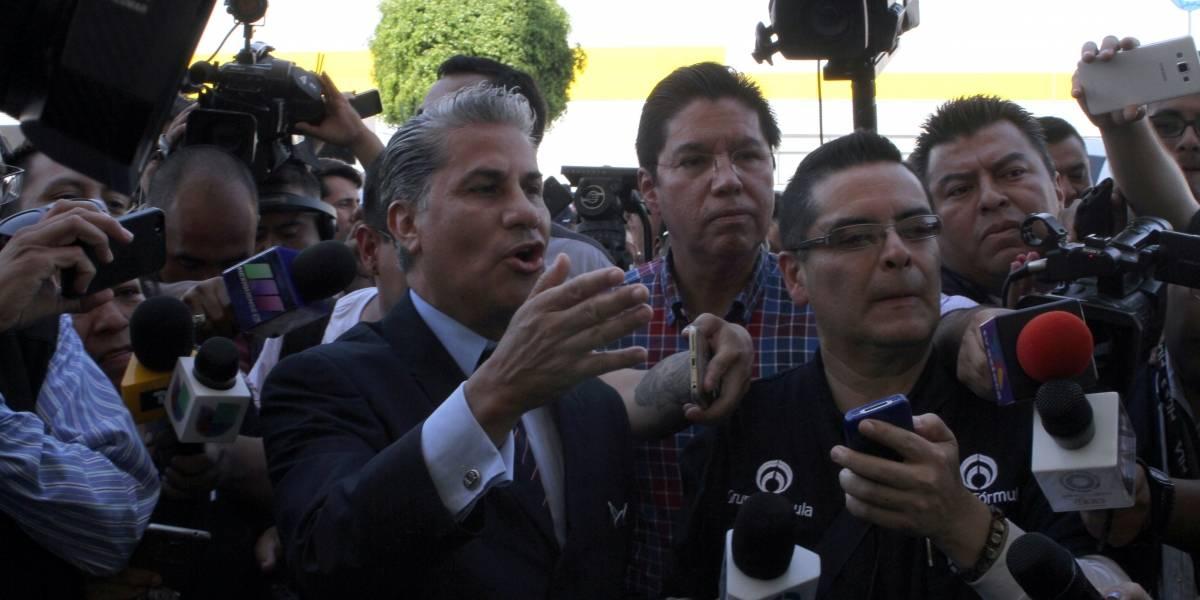 Seguiré luchando por los marginados de Morena: Díaz Durán