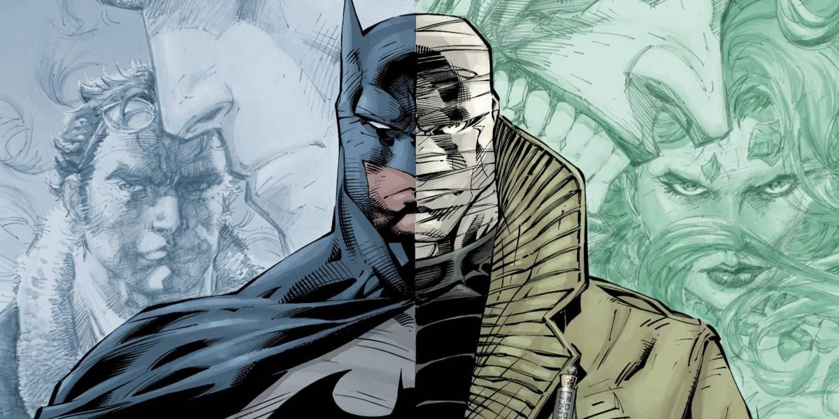 Batman: Hush presenta su primera imagen oficial y el reparto de voces