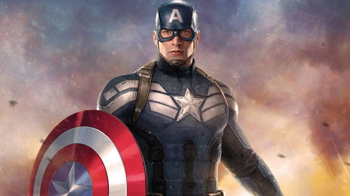 El Capitán América interpretado por Chris Evans confiesa que Batman es su super héroe favorito