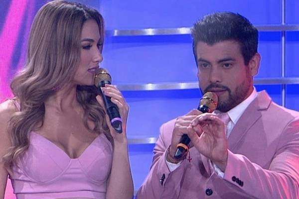 ¿Efraín Ruales desmiente rumores de romance con Alejandra Jaramillo?