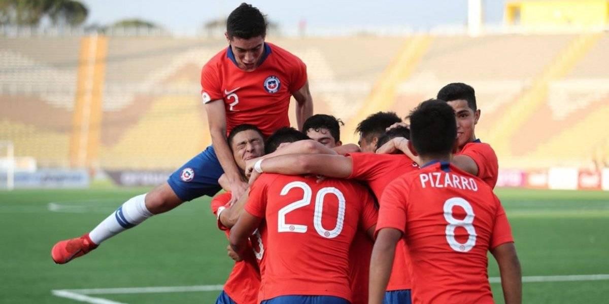 Chile-Paraguay Sub 17: Horario, programación de la fecha y quien transmite
