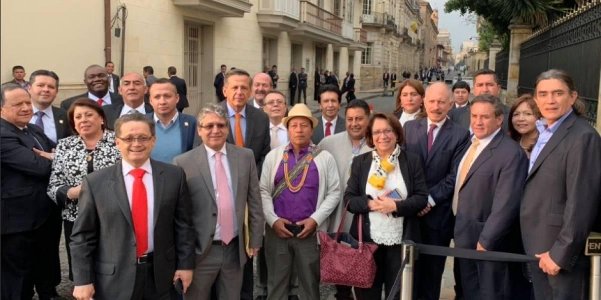 El desplante de Iván Duque a los senadores que quieren mediar en paro del Cauca