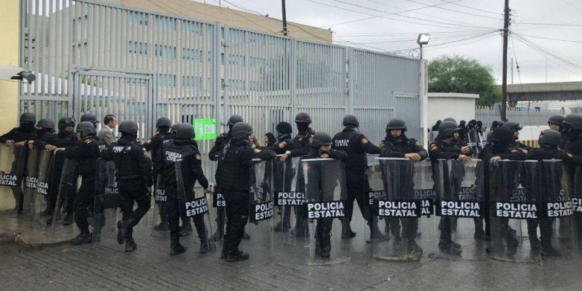 Otra vez se registran disparos en penal de Topo Chico; sólo hay un herido
