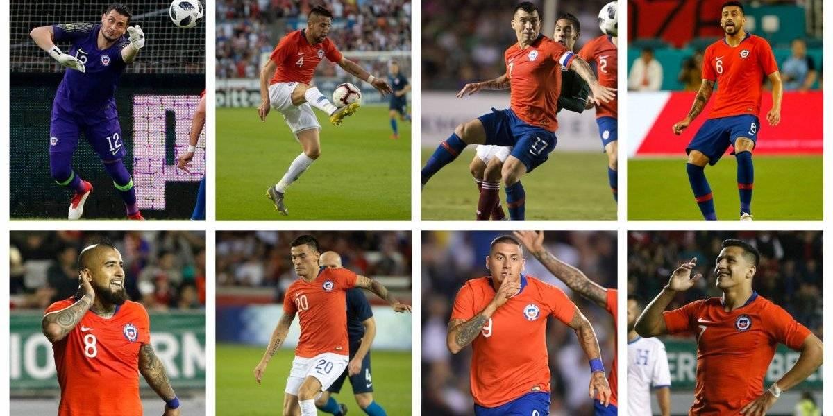 Rueda tiene la palabra: Los nombres fijos y los cupos por definir de la nómina de la Roja para Copa América