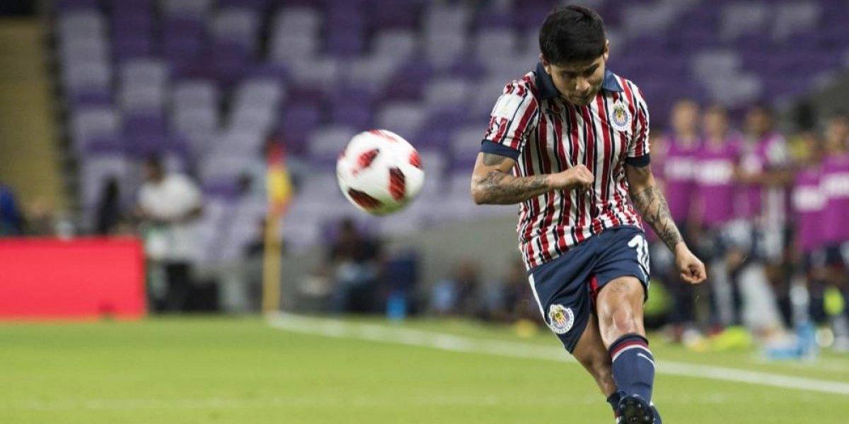 """Chivas le exige a """"Chofis"""" que por fin se decida a explotar su talento"""