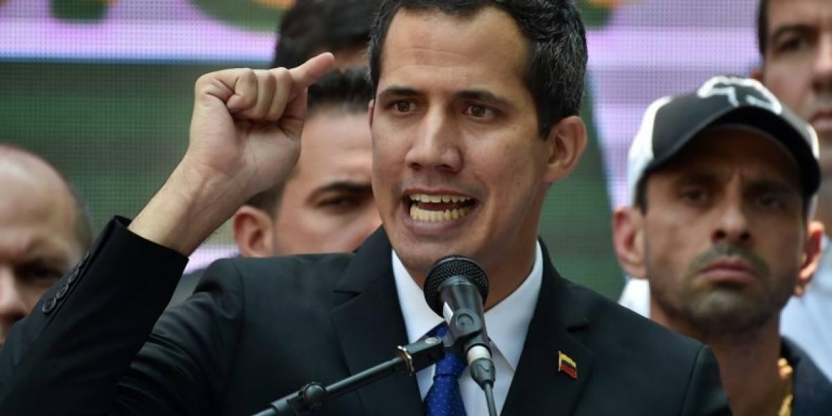 Estados Unidos condena ataques a caravana de Guaidó