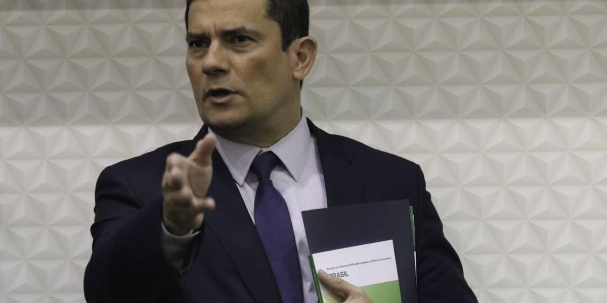 Sérgio Moro vai à CCJ do Senado explicar o pacote Anticrime