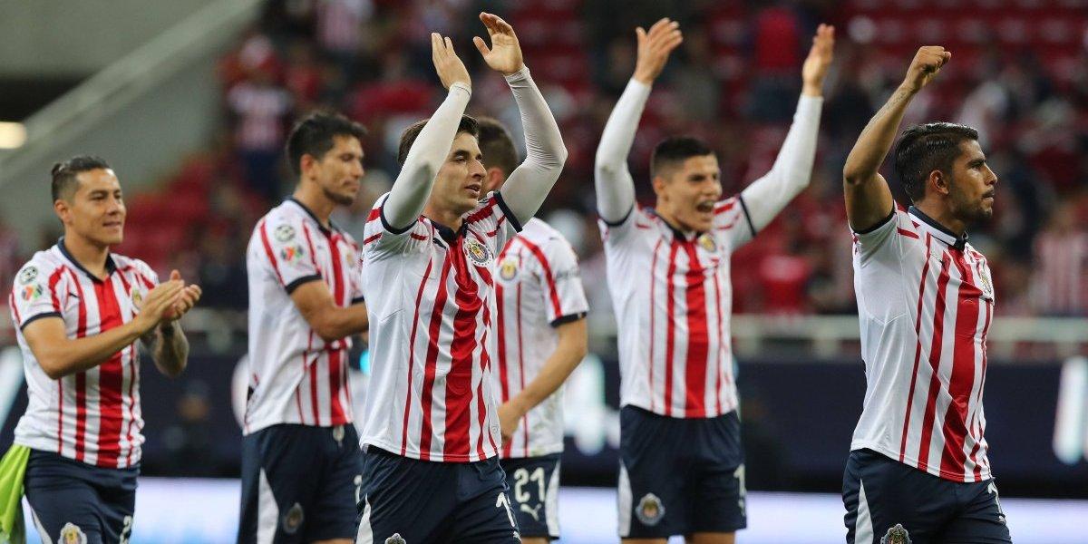 Anuncian rivales de Chivas en la International Champions Cup