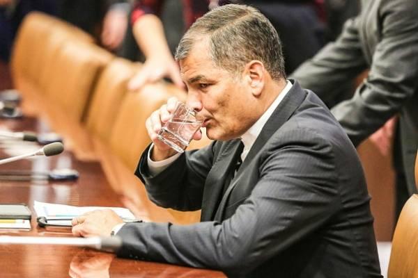 Fiscalía se pronuncia sobre documentación del presunto financiamiento de Venezuela a la Fundación Eloy Alfaro