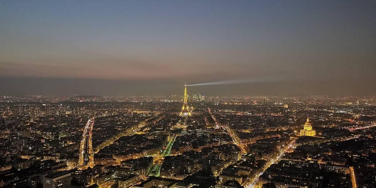 Galería de fotos de París con las cámaras del Huawei P30 Pro