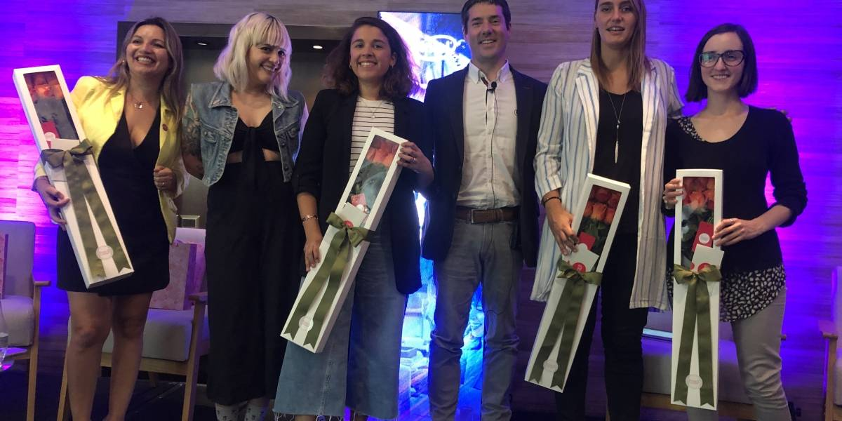 Emprendimiento y mujeres: Intel Women's Day