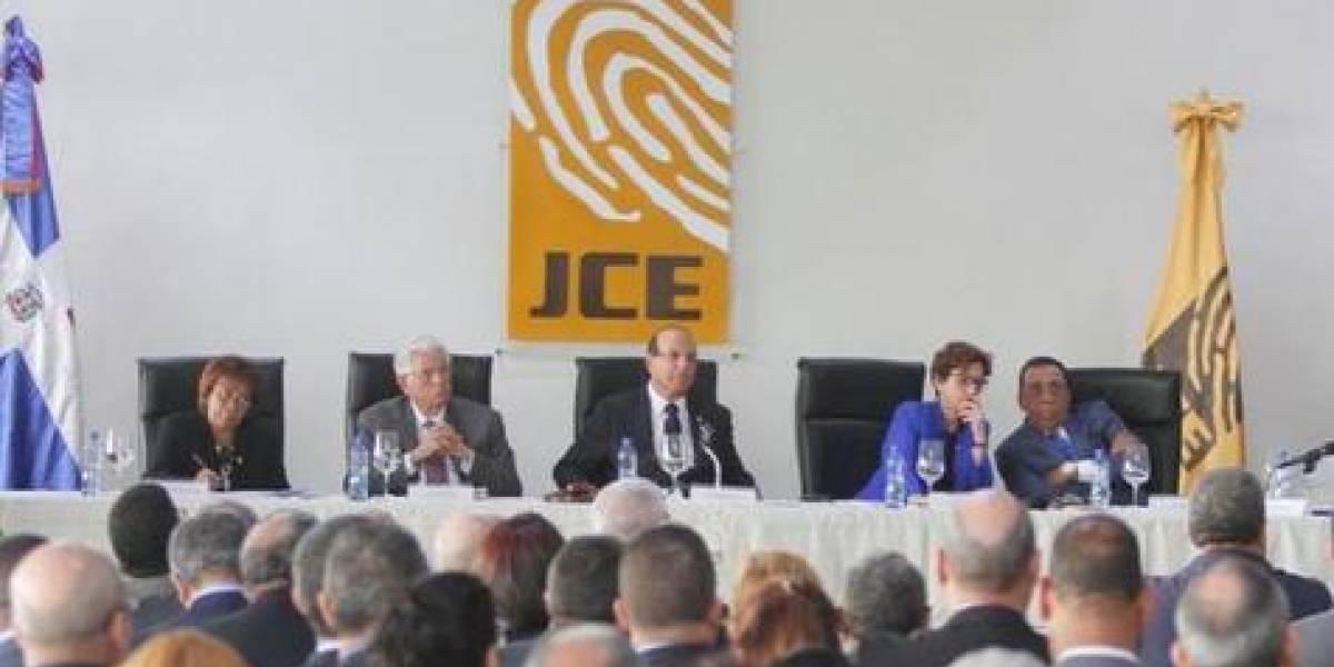 JCE abordará en Audiencia Pública individualizar boleta electoral por niveles